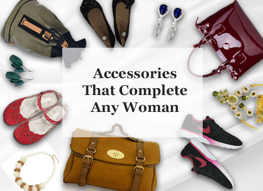 accessories that complete any woman