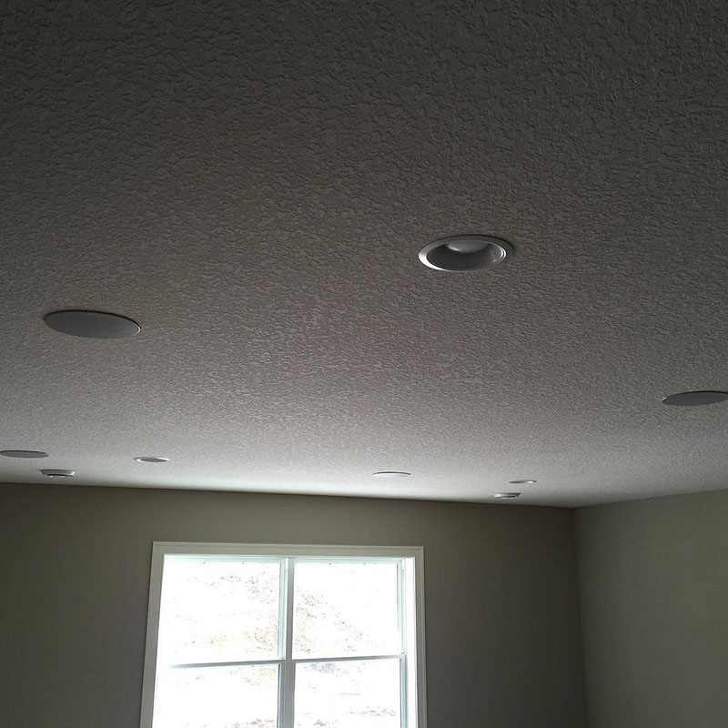how to do a ceiling tear down and replacement 3